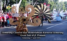 Karnaval Semarang Great Sale 2016
