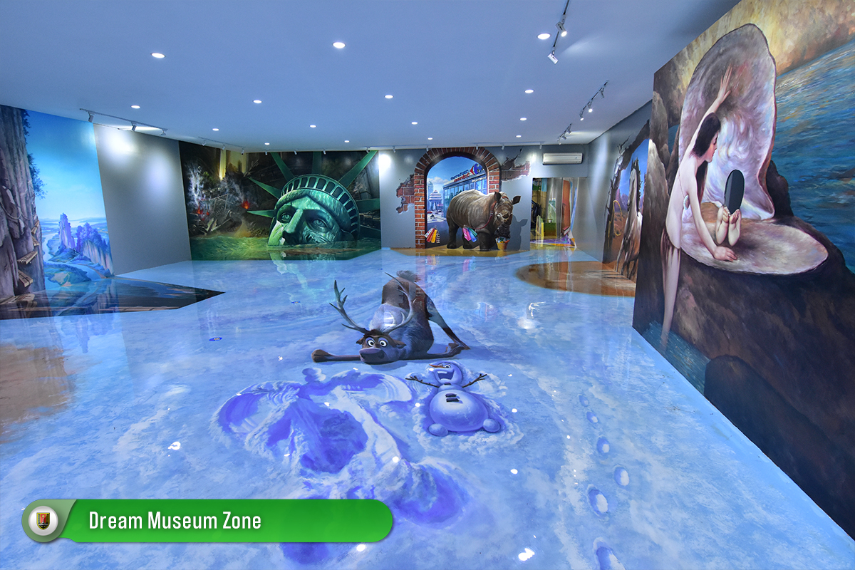 DREAM MUSEUM ZONE
