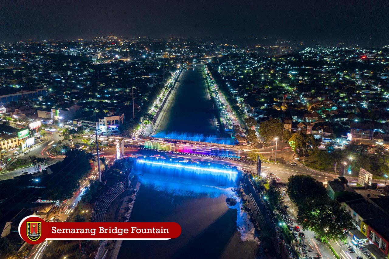 SEMARANG BRIDGE FOUNTAIN