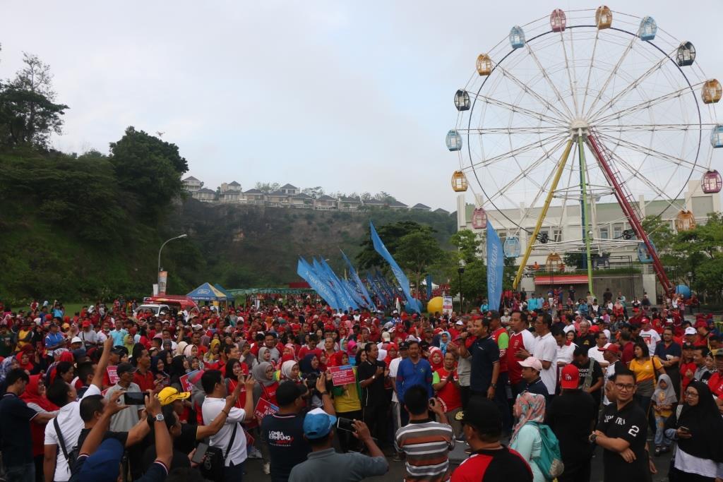Pemkot Semarang : Roadshow Kampung Hebat Dihadiri 22 Kepala OPD