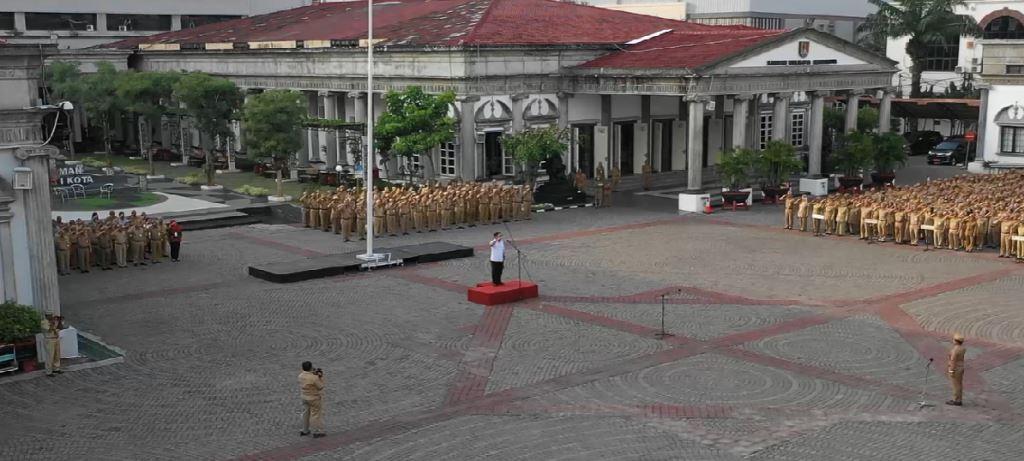 Pemkot Semarang: Komitmen Kerja Bersama, Semarang Masuk Nominasi  Kota Bersih Se Asia Tenggara